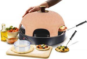 Voici quelques idées de garnitures liées au four à pizza Emerio