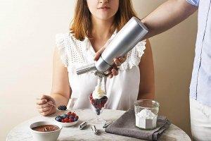 Ce que ce siphon de cuisine est capable de faire