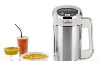 Un résumé des possibilités du Moulinex LM841110 Easy Soup