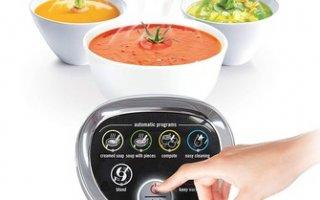 Que faire avec le blender chauffant Moulinex LM841110 Easy Soup ?