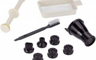 Les accessoires de l'extracteur de jus horizontal Omega 8226