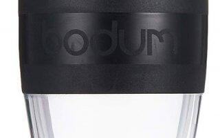 Zoom sur la bande en silicone dumug isotherme Bodum Joycup 11674-01S-1
