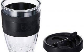 Simple mais efficace le mug isotherme Bodum Joycup 11674-01S-1