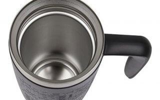 De quoi est composé le mug isotherme Emsa 514096 ?