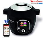 Le multicuiseur connecté Moulinex Cookeo+ Connect CE857800