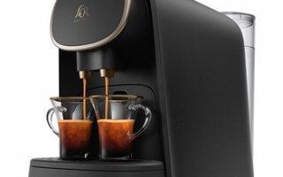 La cafetière à capsules <br />  Philips L'OR Barista LM8016