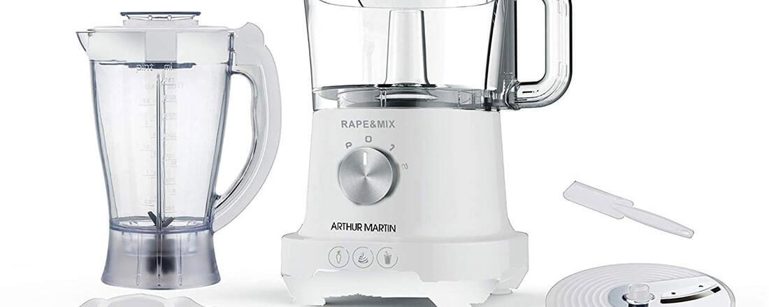 Notre avis sur le robot multifonction Arthur Martin AMP112