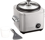 Le rice cooker Cuisinart CRC400E