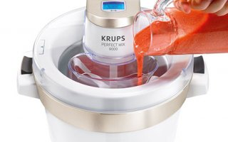 Voici comment fonctionne la sorbietiere Krups PERFECT MIX 9000 GVS241