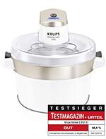 La sorbetière Krups PERFECT MIX 9000 GVS241