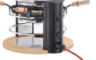 Comment fonctionne l'appareil à raclette Lagrange 149002 ?