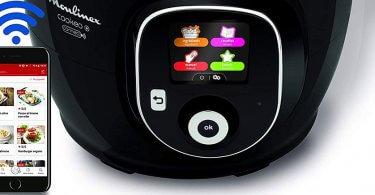Notre avis sur le multicuiseur connecté Moulinex Cookeo+ Connect CE857800