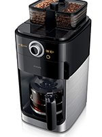 La cafetiere a grains Philips Grind & Brew HD7769/00