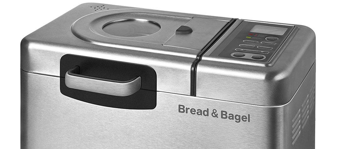 Notre avis sur la machine a pain Riviera and Bar Bread and Bagel QD794A