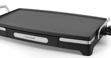 Notre avis sur la plancha électrique Rivera & Bar QP350A