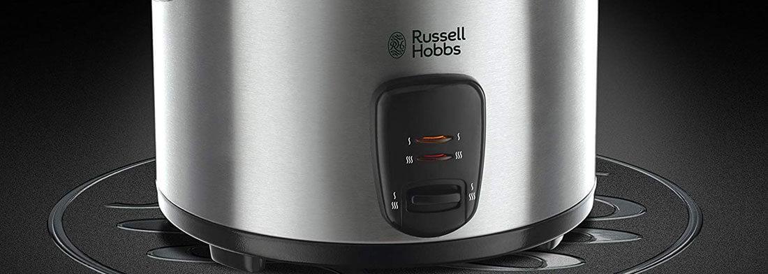 Notre avis sur le rice cooker Russels Hobbs 1975056