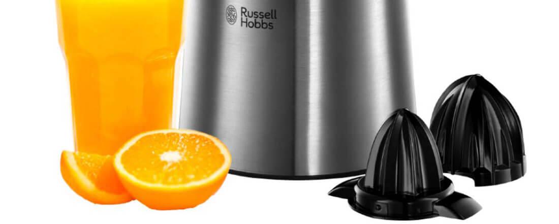 Notre avis sur le mixeur plongeant Russell Hobbs 22760-56