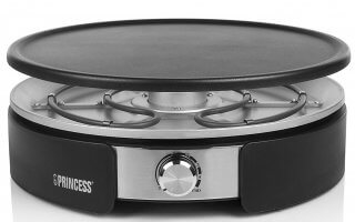 On est fan du chassis de la Princess Table Chef 492229