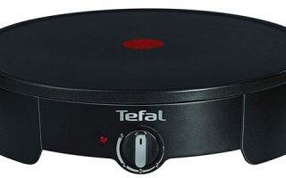 On est fans de la molette de température de la crepiere Tefal PY710812