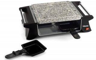 Quel est le design de l'appareil à raclette Tristar RA-2990 ?