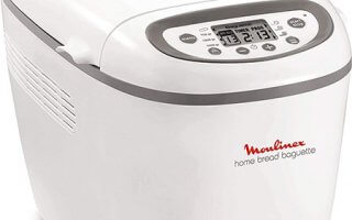 Facile à utiliser, on est fan de la machine a pain Moulinex Home Bread Baguette OW610110