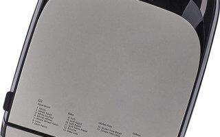 Le design de la machine a pain Panasonic Croustina est top