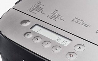Les programmes de la machine a pain Panasonic Croustina SD-ZF2010KXF