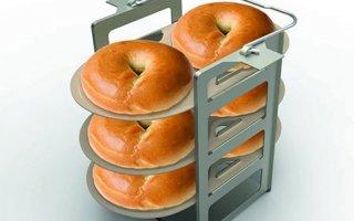 Faites des bagels avec la machine a pain Riviera et Bar Bread & Bagel QD794A