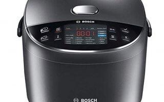 Un design mat pour le multicuiseur electrique Bosch Autocook MUC22B42FR
