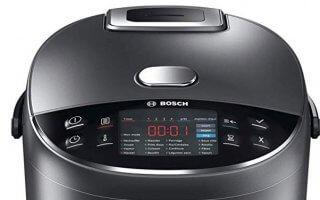 Les nombreux programmes du multicuiseur electrique Bosch Autocook MUC22B42FR