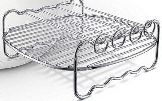 Que mettre sur le plateau de la friteuse sans huile Philips Airfryer Compact HD 9642 ?