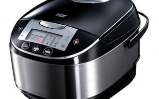 On adore le multicuiseur electrique Russell Hobbs Cook@Home 21850-56