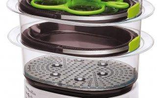 Célèbre, le cuit vapeur Seb Vitacuisine Compact VS404300 est a la hauteur des attentes