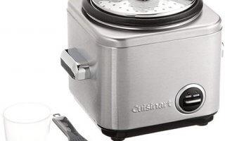 On trouve ce ice cooker Cuisinart CRC400E génial