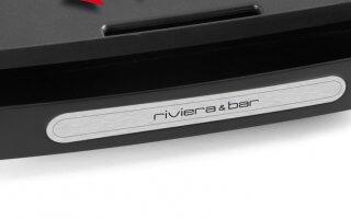 On aime la maniabilité de la plancha Riviera and Bar QP350A