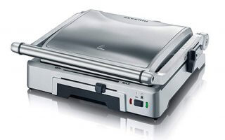 On est fan du grill de table Severin Automatic Grill KG 2392