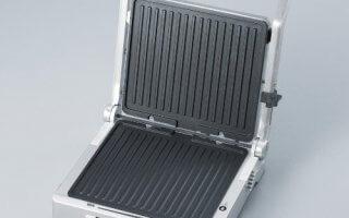 Les plaques du grill de table Severin Automatic Grill KG 2392 sont fantastiques