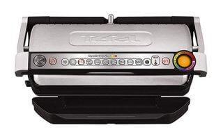 Le e grill de table Tefal Optigrill XL GC722D a des fonctionnalités innovantes