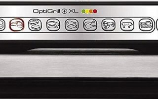 On vous dit sur les fonctions du grill de table Tefal Optigrill XL GC722D