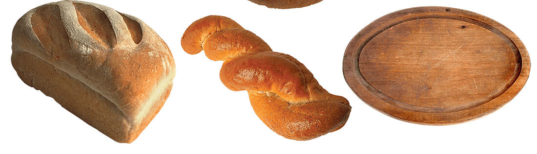 Formez vos pains avec cette famille de moules dédiés