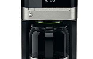 La cafetiere a filtre Braun PurAroma 7 KF 7120 possède un design sobre mais efficace