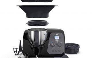 Analyse des accessoires du robot cuiseur Faure Magic Air Cooking FKC-3L1D1