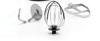 Les accessoires du robot patissier Moulinex Masterchef Gourmet QA510110