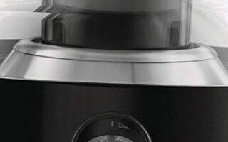 Le bec verseur de la centrifugeuse Philips Quickclean HR1832/00